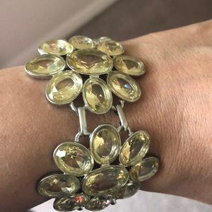 Statement Art Deco bracelet